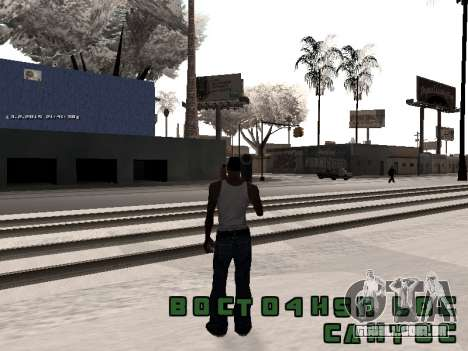 Colormod v5 para GTA San Andreas segunda tela