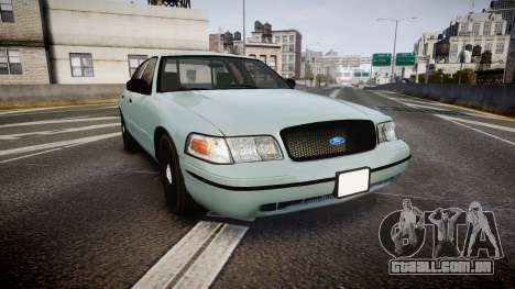 Ford Crown Victoria 2007 para GTA 4