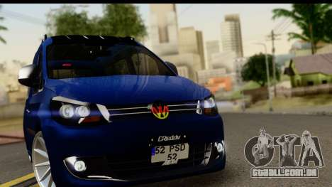 Volkswagen Caddy v1 para GTA San Andreas