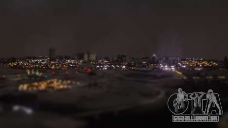 Watch Dogs ENB para GTA San Andreas sexta tela