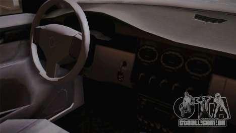 MP3 Fathom Lemanja LX SA Mobile para GTA San Andreas vista direita