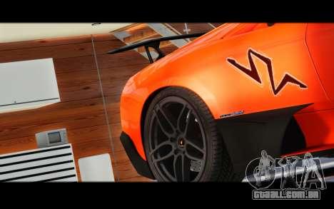 Forza Motorsport 5 Garage para GTA 4 sexto tela