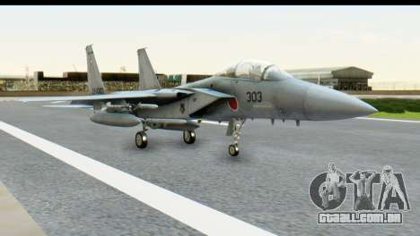 F-15J Mitsubishi Heavy Industries para GTA San Andreas