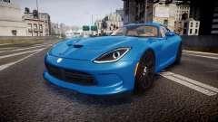 Dodge Viper SRT 2013 rims2