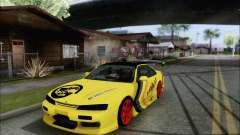 Nissan Silvia S14 FD para GTA San Andreas