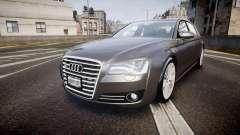 Audi A8 L 4.2 FSI quattro
