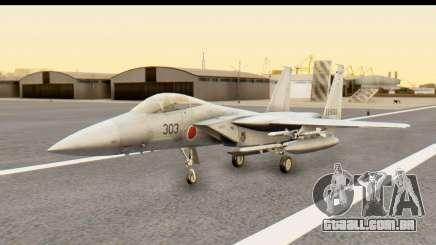 F-15DJ Mitsubishi Heavy Industries para GTA San Andreas