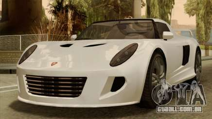 GTA 5 Coil Voltic v2 IVF para GTA San Andreas