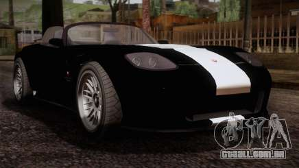 GTA 5 Invetero Coquette v2 IVF para GTA San Andreas