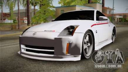 Nissan 350Z Nismo para GTA San Andreas