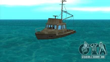 Reefer из GTA 3 para GTA San Andreas