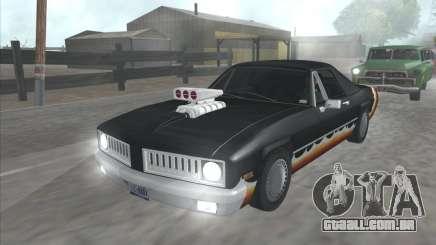 Diablo Garanhão из GTA 3 para GTA San Andreas