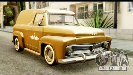EFLC TLaD Vapid Slamvan para GTA San Andreas