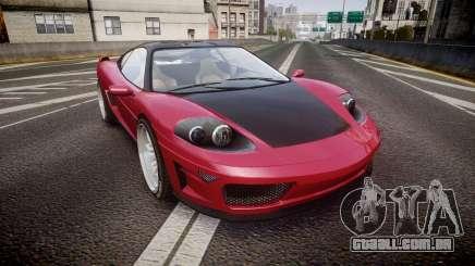 Grotti Turismo GT Carbon v3.0 para GTA 4