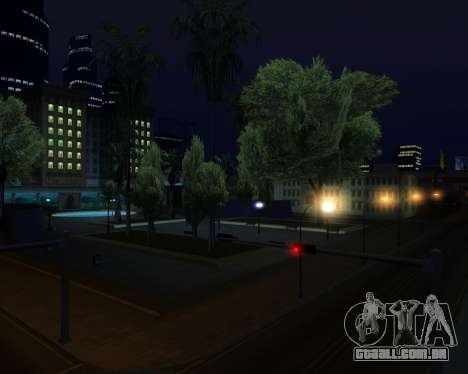 ENB Series New HD para GTA San Andreas décima primeira imagem de tela