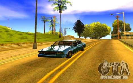 Colorful ENBSeries para GTA San Andreas terceira tela