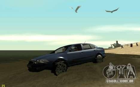Real Water v1.2 para GTA San Andreas