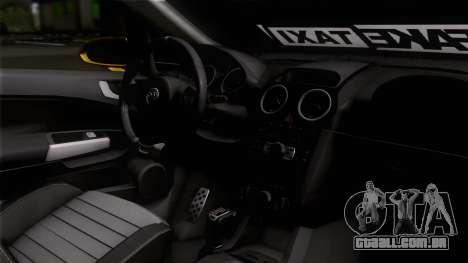 Opel Corsa OPC para GTA San Andreas vista direita