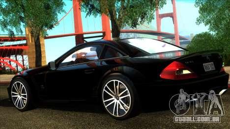 ENBSeries para PC fraco v5 para GTA San Andreas sétima tela