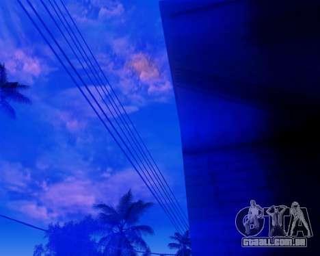 iNFINITY ENB para GTA San Andreas segunda tela