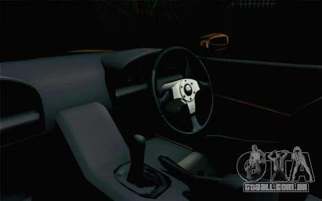Mazda RX-7 Veilside Tokyo Drift para GTA San Andreas vista direita