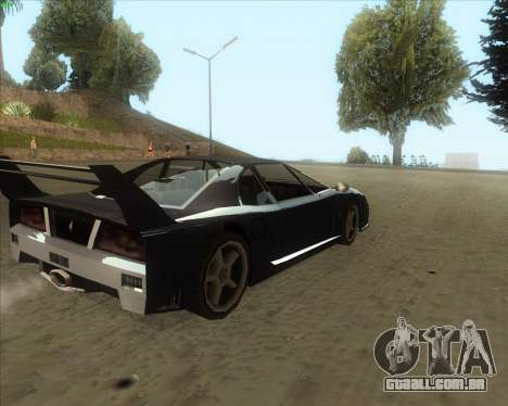 ENB Series New HD para GTA San Andreas terceira tela