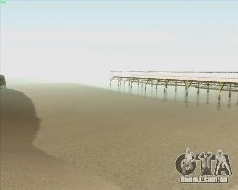 ENB Series for SAMP para GTA San Andreas décimo tela