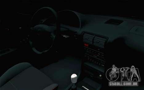Acura Integra Type R 2001 JDM para GTA San Andreas vista direita