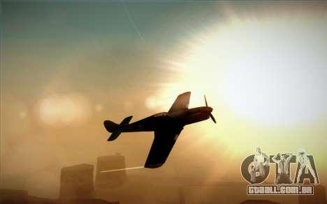 GTA 5 ENB by Dizz Nicca para GTA San Andreas