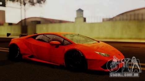 Humaiya ENB 0.248 V2 para GTA San Andreas segunda tela