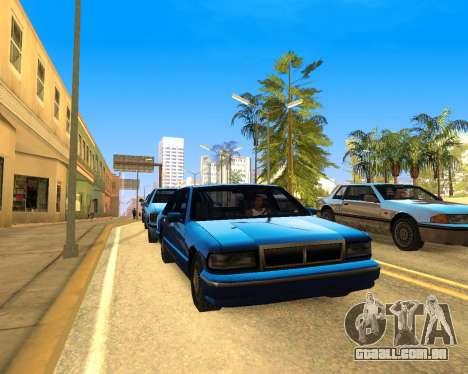 ENB for SAMP by MAKET para GTA San Andreas