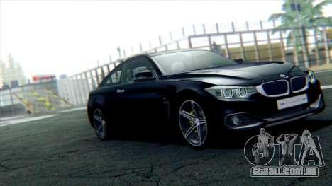 Flash ENB v2 para GTA San Andreas quinto tela