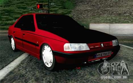 Peugeot 405 Tuning para GTA San Andreas