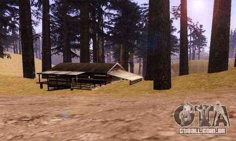 ENB Series v4.0 Final para GTA San Andreas segunda tela