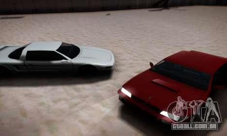 Formal ENB by HA v2.00 para GTA San Andreas terceira tela