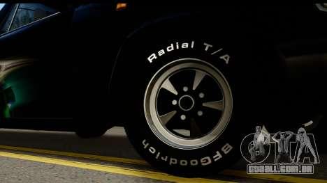 GAZ 31029 de Captação de para GTA San Andreas traseira esquerda vista