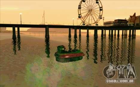 Tini ENB V2.0 Last para GTA San Andreas segunda tela