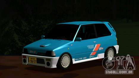 Suzuki Alto Works RS/R para GTA San Andreas