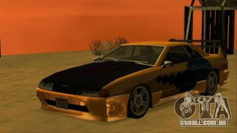 Luni Elegy FIXED para GTA San Andreas