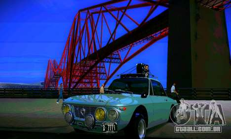 ANCG ENB v2 para GTA San Andreas terceira tela