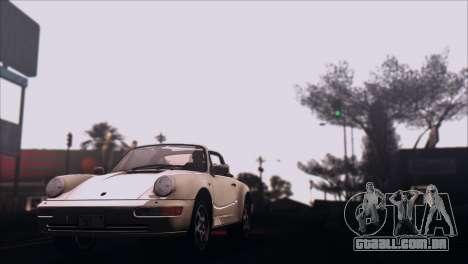 Strong ENB para GTA San Andreas sexta tela