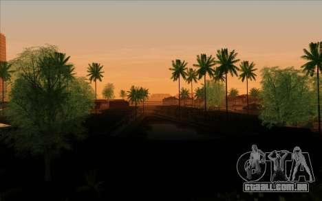 GTA 5 ENB by Dizz Nicca para GTA San Andreas sexta tela