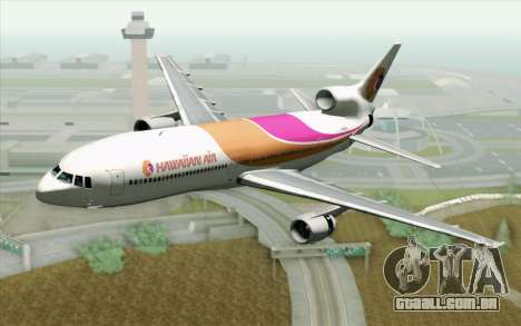 Lookheed L-1011 Hawaiian para GTA San Andreas