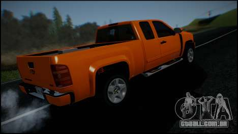Chevrolet Silverado 1500 HD Stock para o motor de GTA San Andreas