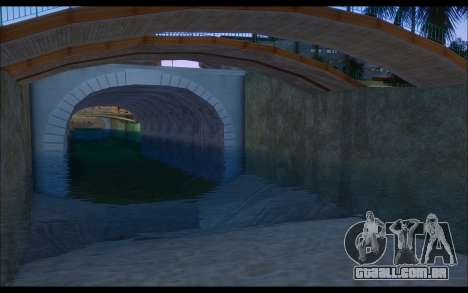 Realistic ENB V1 para GTA San Andreas por diante tela