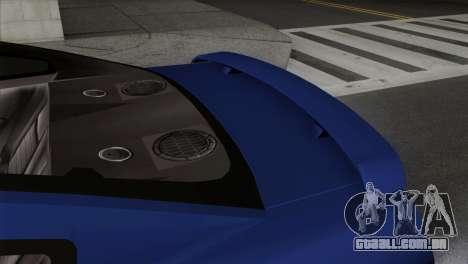 Ford Mustang GT PJ Wheels 1 para GTA San Andreas vista direita