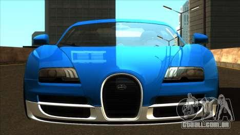 ENBSeries para PC fraco v5 para GTA San Andreas sexta tela