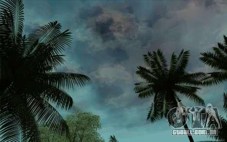GTA 5 ENB by Dizz Nicca para GTA San Andreas quinto tela