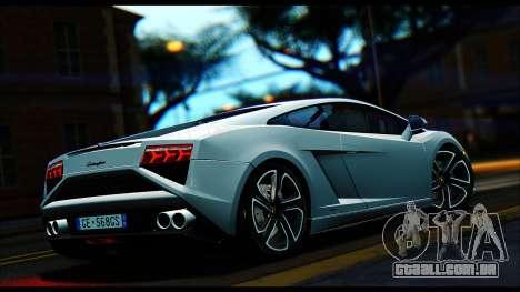 ENB Ximov V4.0 para GTA San Andreas sexta tela