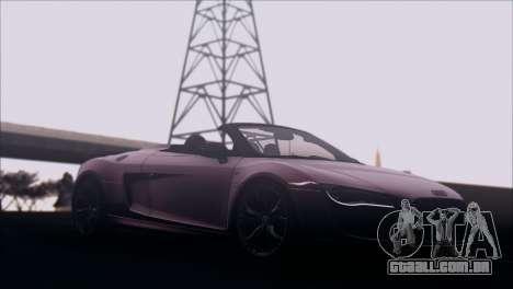 Strong ENB para GTA San Andreas segunda tela